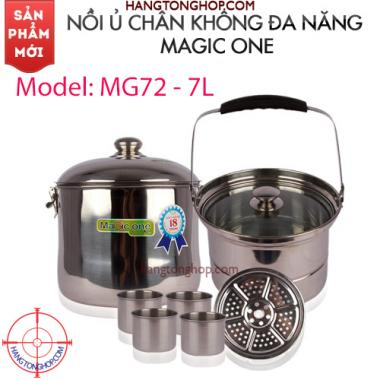 Nồi ủ đa năng Magic one MG 72