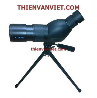 Ống ngắm spotting scope 12-36x-50 mm